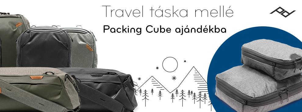 Peak Design Travel akció