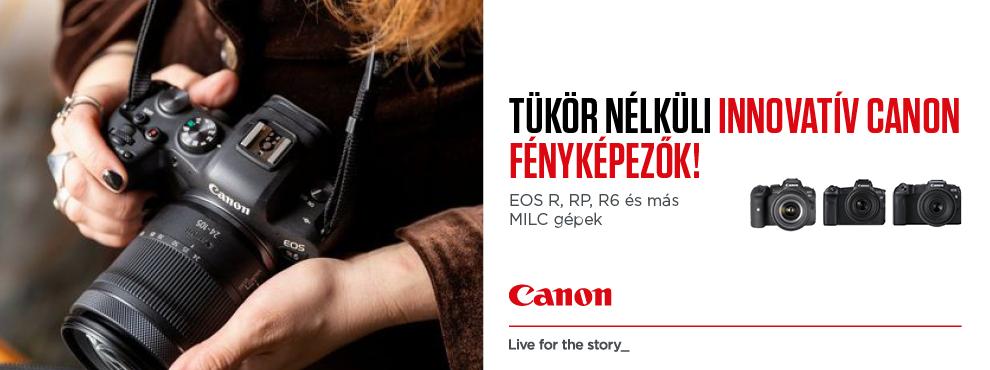 Canon EOS MILC