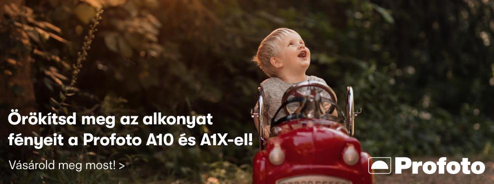 Profoto A1X A10