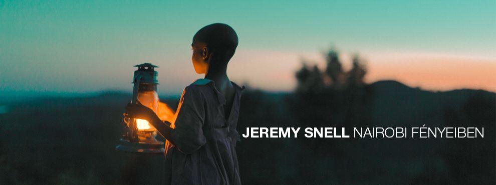Jeremy Snell Nairobi fényeiben