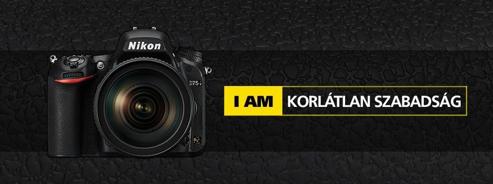 Nikon D750 a full frame érzékelővel ellátott új gép