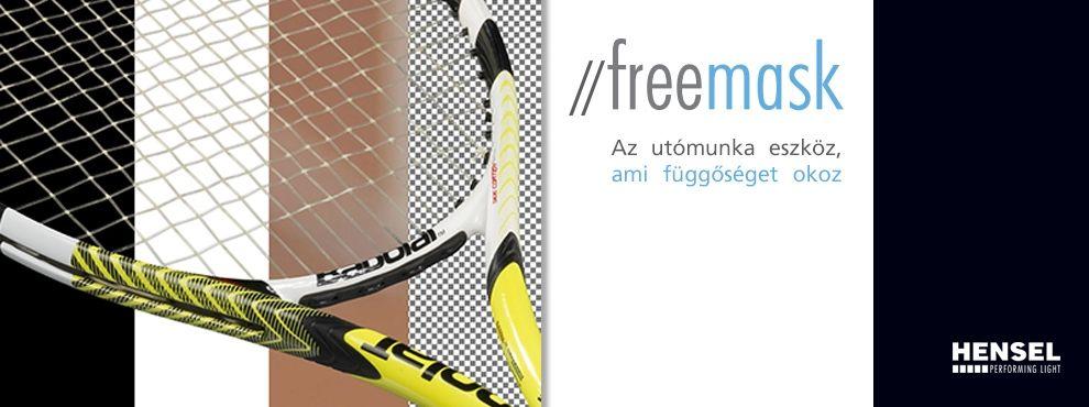 Hensel Freemask - Vigyázat! Függőséget okoz!