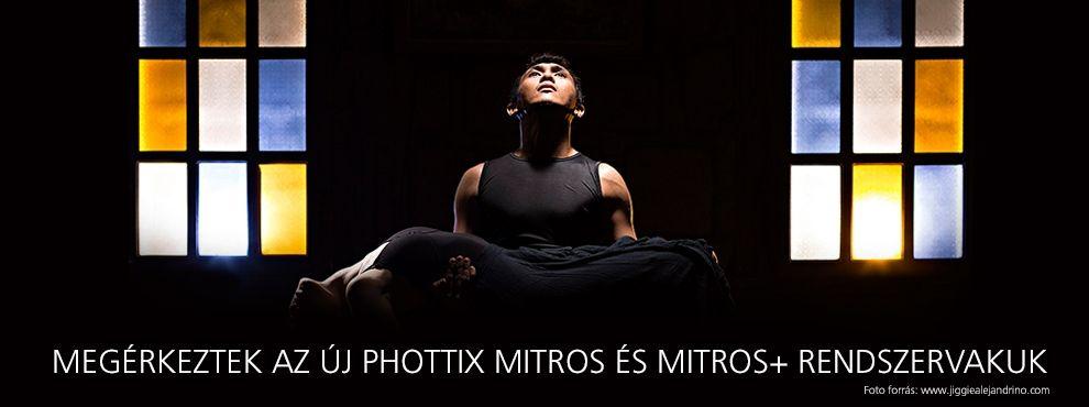 A Phottix nemrég kiadta filmware frissítéseket.