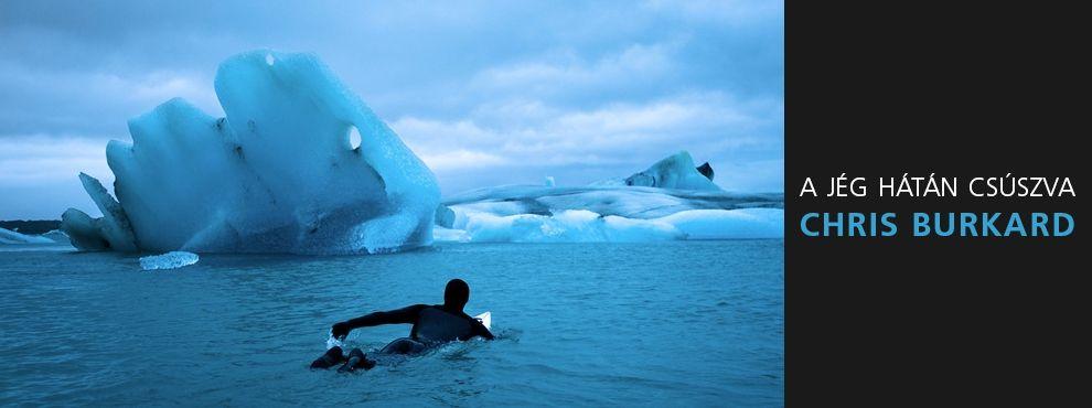 A jég hátán csúszva