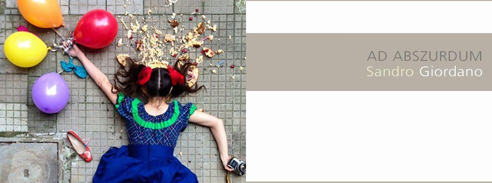 Ad abszurdum - Sandro Giordano képtelen fotósorozata