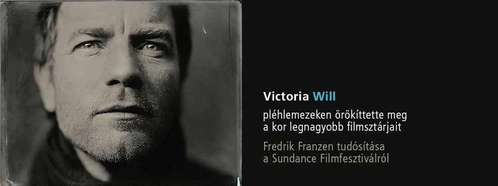 Victoria Will pléhlemezeken örökíttette meg a kor legnagyobb filmsztárjait