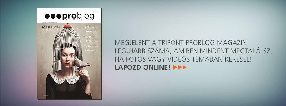 Megjelent a Problog Magazin legújabb száma!