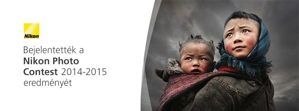 Nikon Photo Contest 2014-2015 győztesek