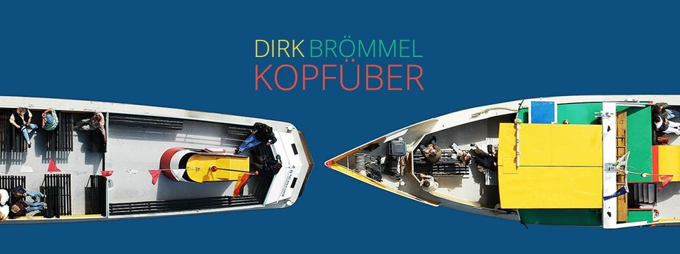 Dirk Brömmel - Kopfüber