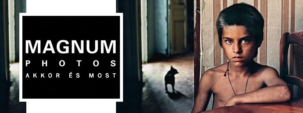 Magnum Photos - akkor és most