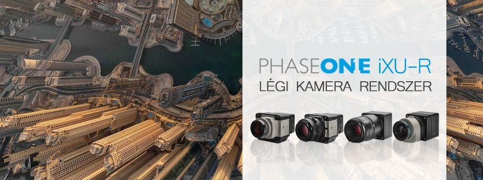Bemutatkozik a Phase One légi kamera rendszere