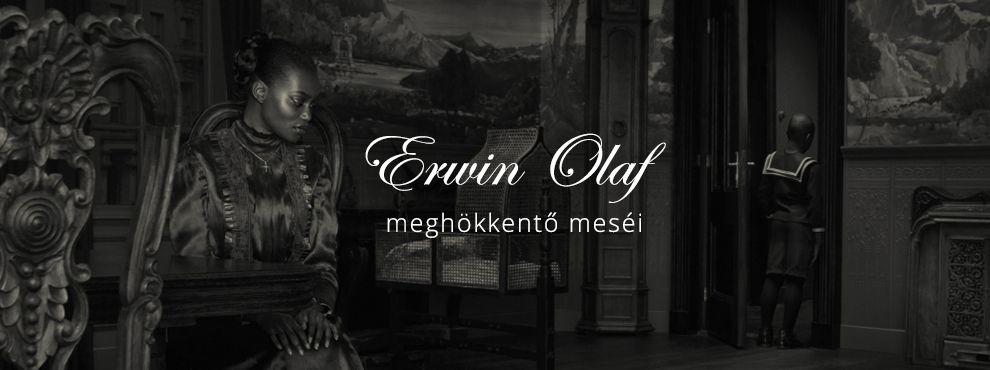 Erwin Olaf meghökkentő meséi