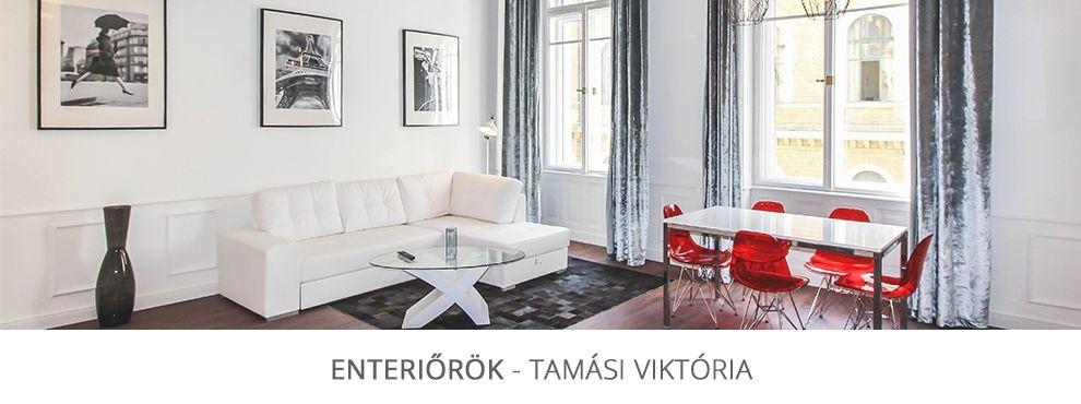 Tamási Viktória - Enteriőrök