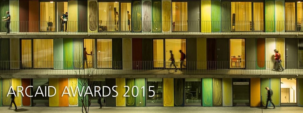 Arcaid Awards 2015