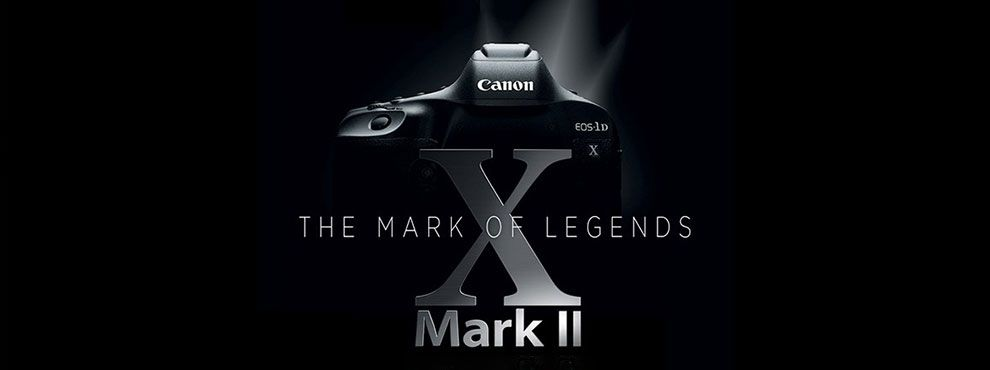 Canon 1DX Mark II