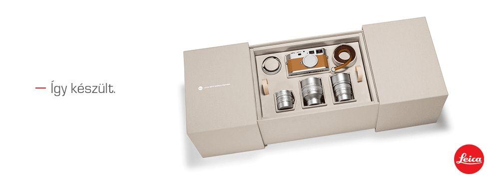 Így készül egy 14 millió forintos Leica