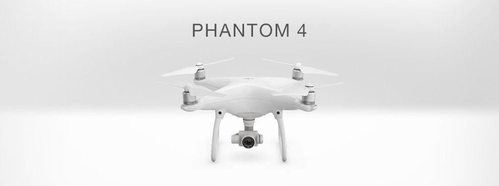 Itt van a DJI Phantom 4