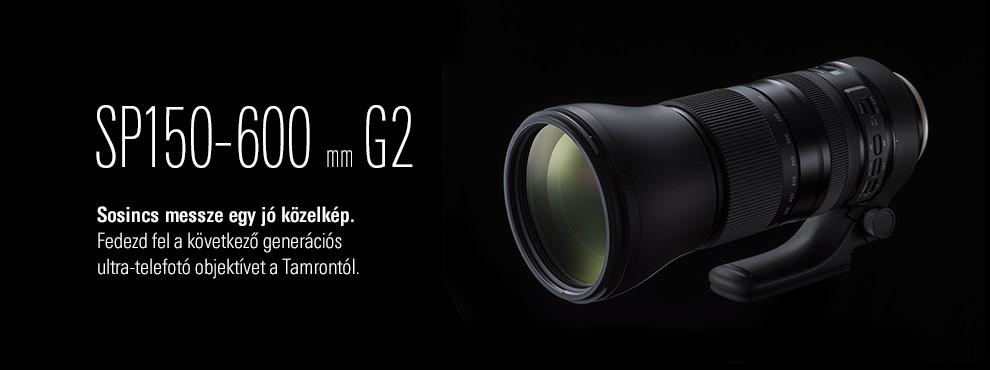 Tamron SP150-600 mm G2