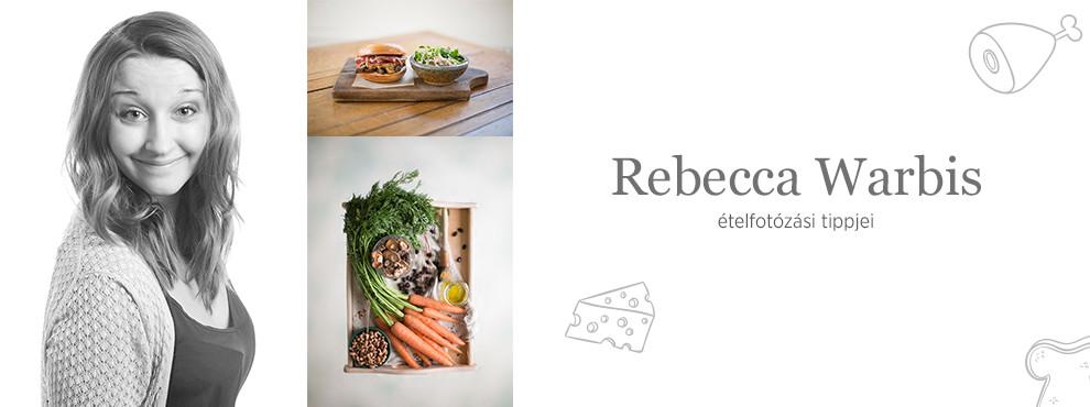 Rebecca Warbis - 5 profi tipp