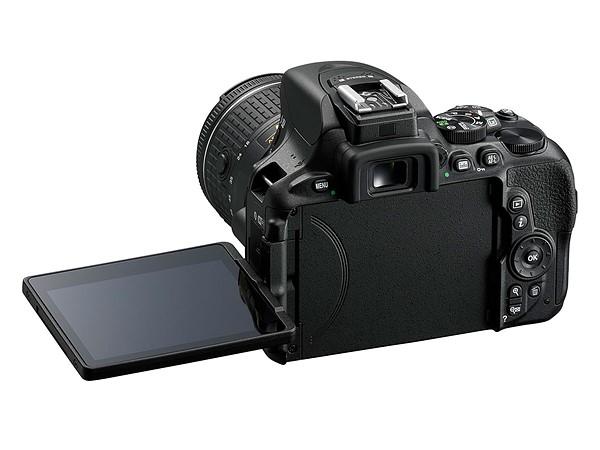 db2869116165 A Nikon tovább bővíti a SnapBridge-kompatibilis fényképezőgépek kínálatát a  D5600-zal, amely egy inspiráló, DX-formátumú digitális fényképezőgép azok  ...
