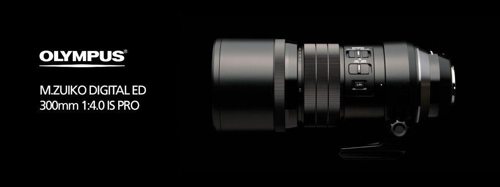 Megérkezett az Olympus 600mm-es teleobjektívje