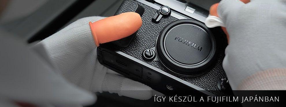 Így készül a Fujifilm japánban