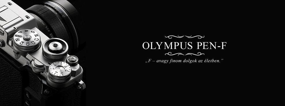 Az Olympus PEN új kategóriába lép