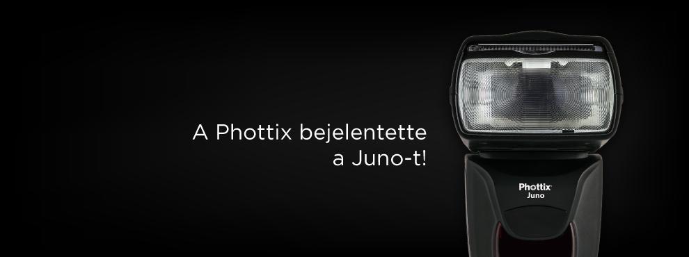 A Phottix bejelentette a Juno-t!