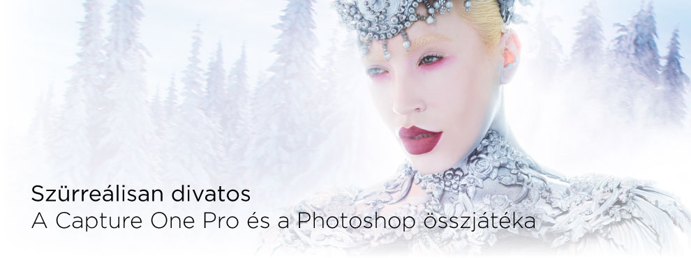 Szürreálisan divatos: a Capture One Pro és a Photoshop összjátéka