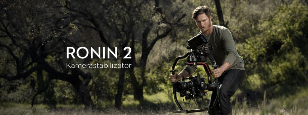DJI Ronin 2 kamerastabilizátor