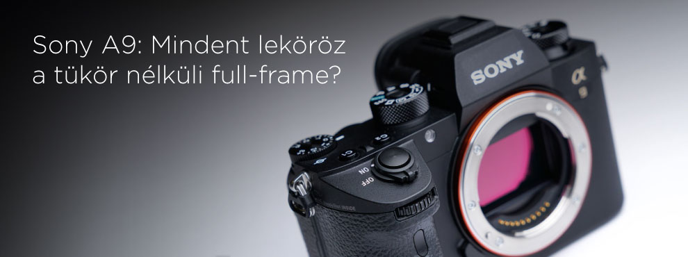 sony a9 banner