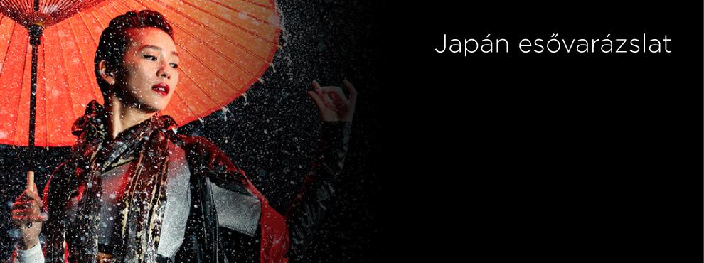 Japán esővarázslat