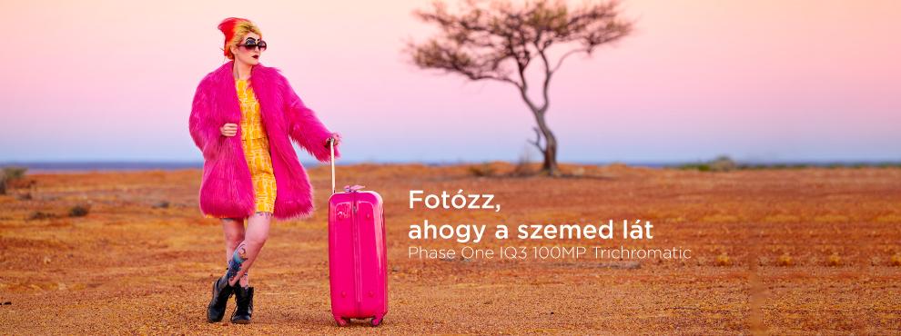Phase One IQ3 100MP Trichromatic – Fotózz, ahogy a szemed lát