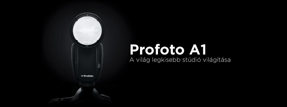 Profoto A1 - A világ legkisebb stúdió világítása