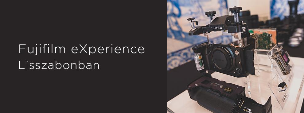 Fujifilm eXperience Lisszabonban