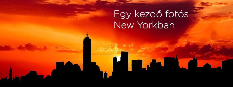 Egy kezdő fotós New Yorkban
