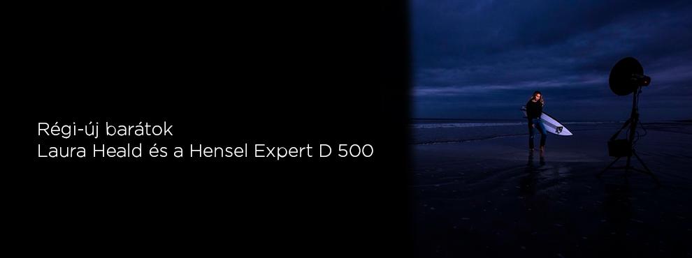 Régi-új barátok – Laura Heald és az Expert D 500