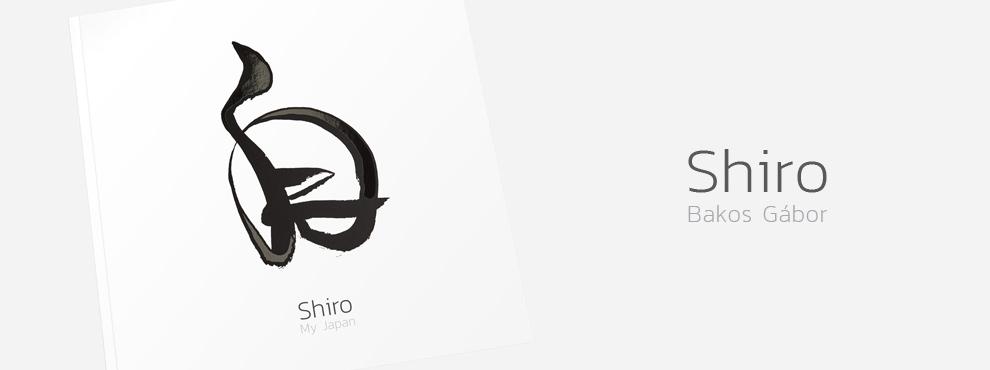 Tusrajz ihlette fotóalbum: SHIRO