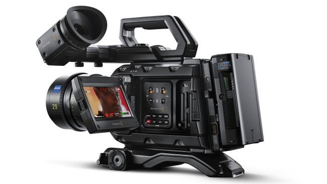 Blackmagic Ursa Mini Pro 12K