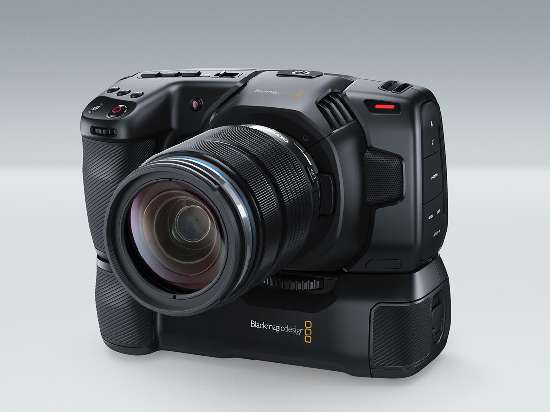 Blackmagic PCC4K markolat