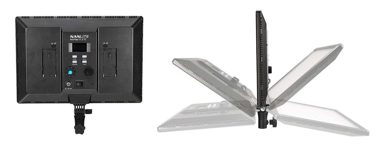 Nanlite MixPad II 11C 27C