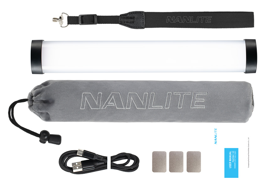 Nanlite Pavotube II 6C