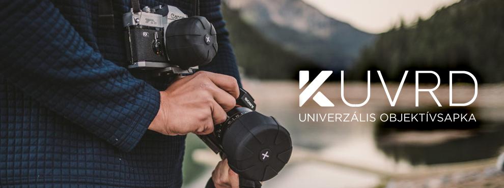 KUVRD-Univerzális objektívsapka