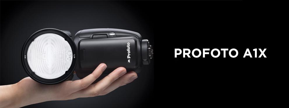 Profoto káprázat-Kitűnő fények minden fotón a Profoto A1X-el