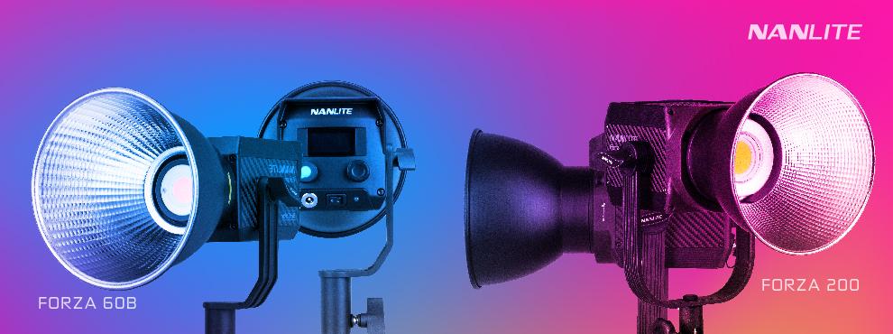 Két új stúdiólámpával jelentkezik a Nanlite