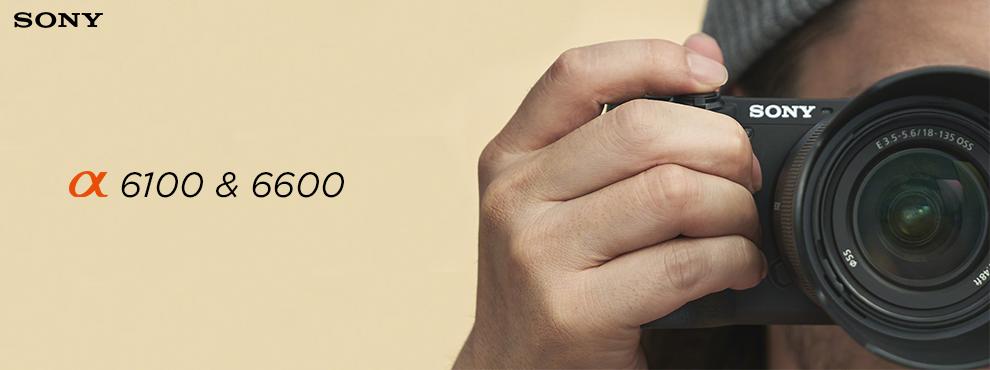Két új készülékkel bővül a Sony APS-C tükör nélküli fényképezőgépeinek kínálata