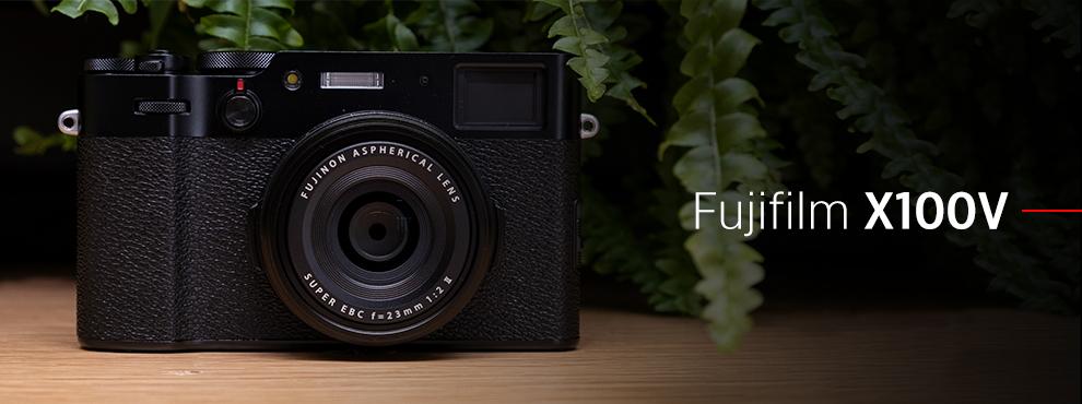 Fujifilm X100V előzetes