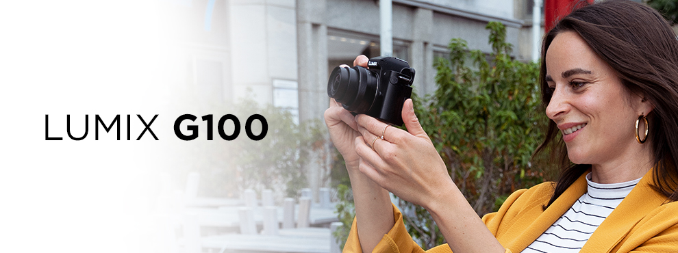 Megjelent a Panasonic új digitális fényképezőgépe a LUMIX G100