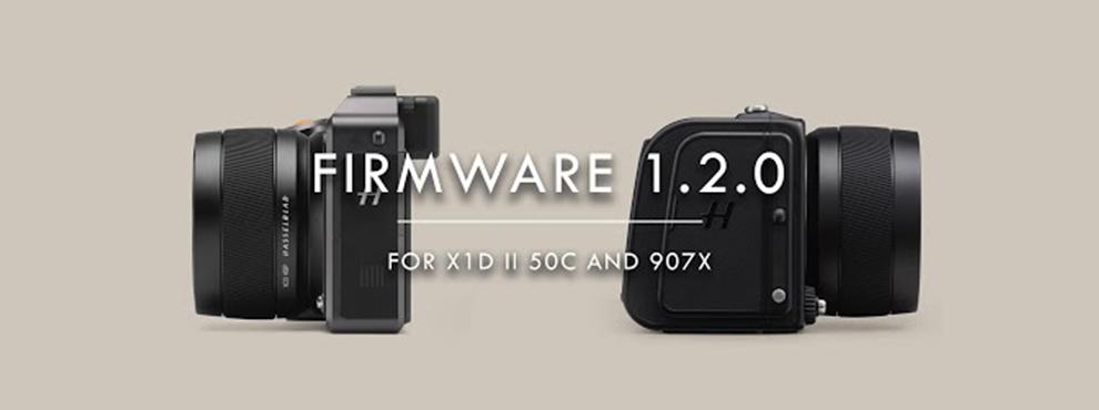 Videó móddal és sok hasznos funkcióval érkezik a Hasselblad X1D II 50C frissítése
