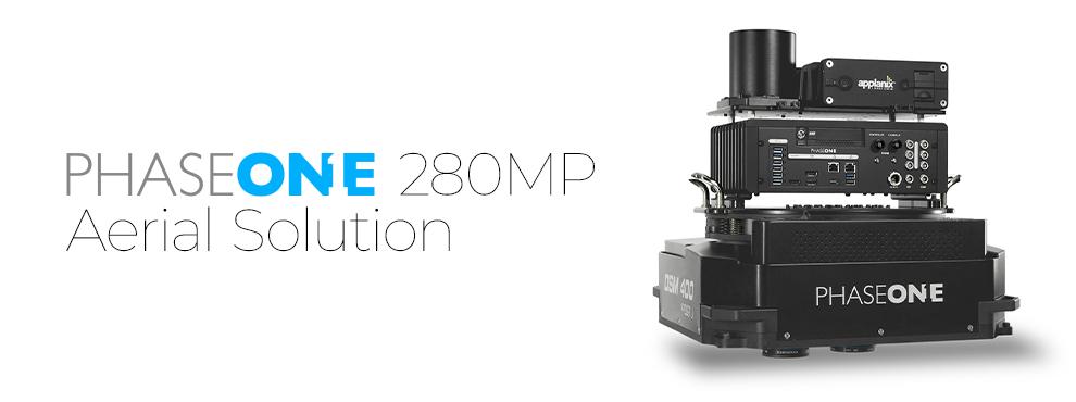 Bemutatjuk a Phase One Industrial 280MP légifotó megoldását